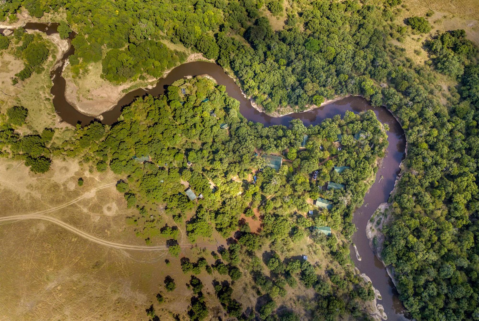 Mara Legends Camp